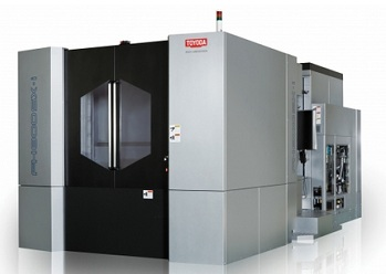 Toyoda FH800SX-i, machining centre